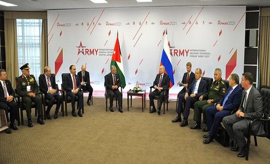 الصداقة البرلمانية الأردنية الأوروبية تشيد بالزيارة الملكية لروسيا