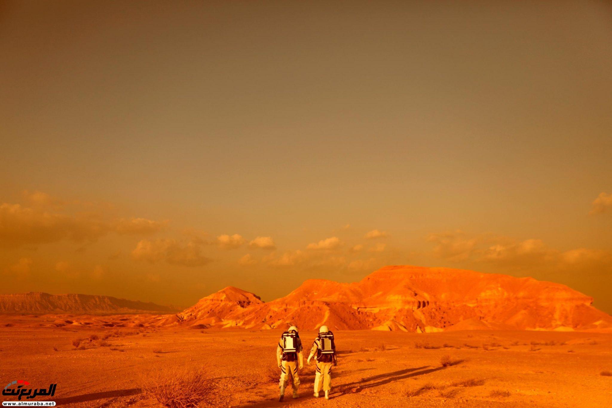 إيلون ماسك يفكر بالانتقال إلى المريخ! مدير تيسلا وسبيس إكس التنفيذي