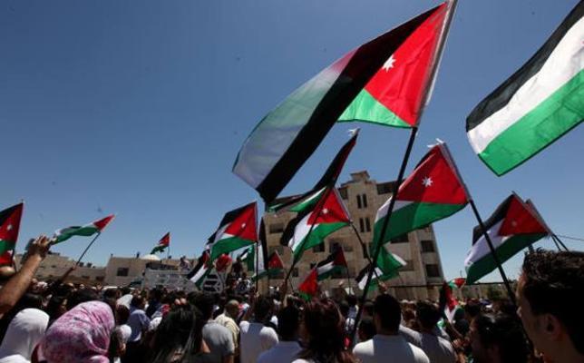 إطلاق حملة تبرعات أردنية لأهل غزة ... و اعتصام للقوميين واليساريين بقرب السفارة الإسرائيلية