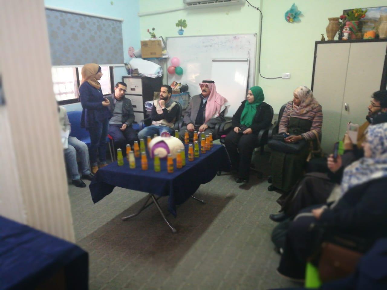 """انطلاق مبادرة """"سوا"""" بالمفرق لدعم ذوى الاحتياجات الخاصة برعاية النائب السابق نايف الخزاعله"""