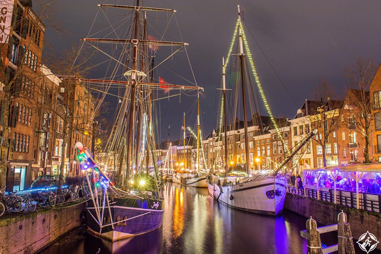 بالصور  ..  زيارة إلى مدينة جرونينجن ..  رائعة هولندا السياحية