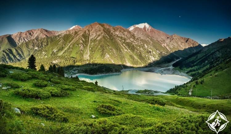 6 أماكن سياحية في كازاخستان ٬ لا تغفلها خلال رحلتك .. صور