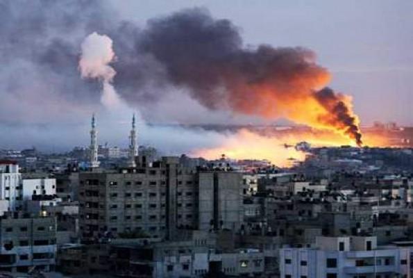 إسرائيل توافق على هدنة لمدة 12 ساعة في قطاع غزة إعتباراً من صباح السبت