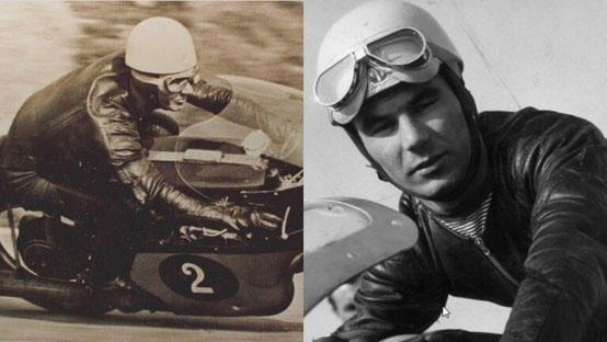 بطل العالم 9 مرات  ..  وفاة اسطورة الدراجات النارية