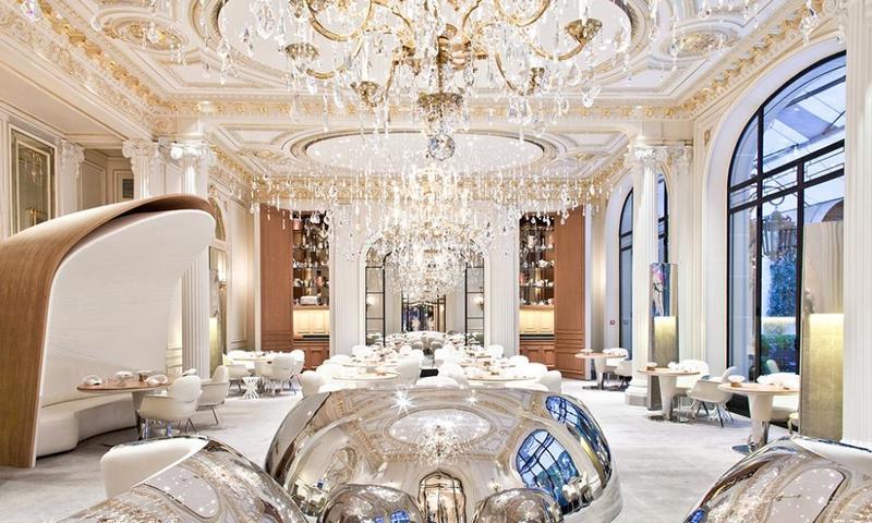 بالصور  ..  المطاعم العالم الأكثر فخامةً