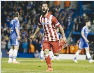 برشلونة يسعى خلف لاعب أتلتيكو!