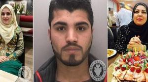 """بالفيديو  ..  قتل زوجته السورية وأمها طعنا بسكين في إنجلترا لهذا السبب الصادم  ..  """"تفاصيل"""""""