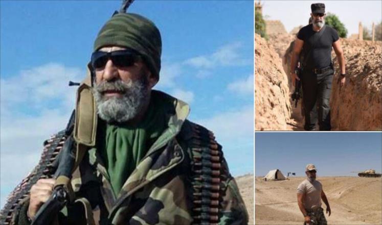 سوريون يتهمون النظام بقتل العميد عصار زهر الدين