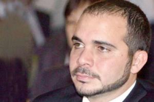 سمو الأمير علي يهنيء بفوز النشامى على العراق