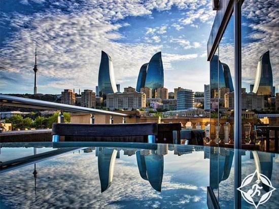 بالصور .. السياحة في أذربيجان
