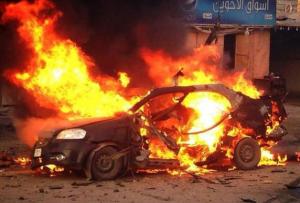 13 قتيلا على الأقل بتفجيران انتحاريان في بغداد