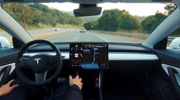 تسلا تعتزم طرح نسخة محسنة من تكنولوجيا القيادة الذاتية