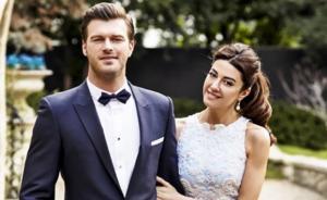 """بالصور.. مهند """"التركي"""" يتزوج عارضة ازياء تكبره بـ7 سنوات"""