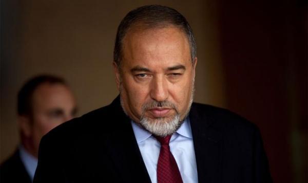 أستقالة وزير الدفاع الإسرائيلي إيفغدور ليبرمان