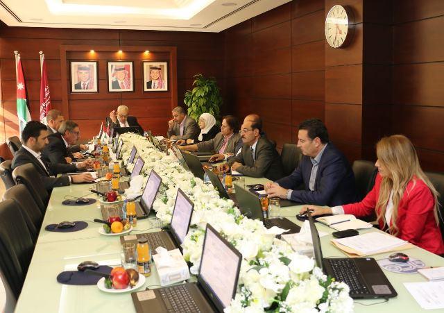 """تشكيلات أكاديمية واسعة  واستحداث عمادات  جديدة   في """" الشرق الأوسط """""""