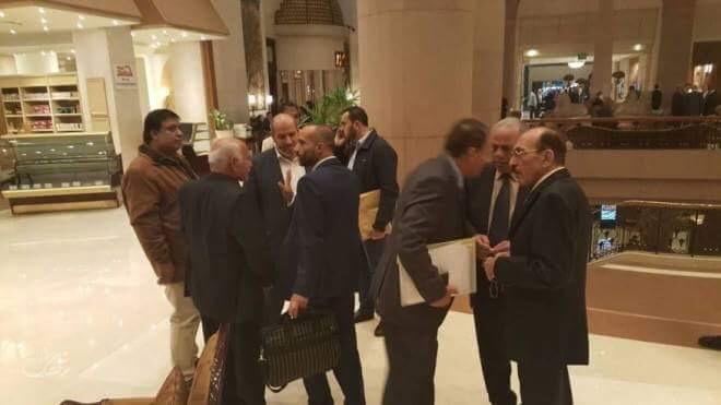 إرجاء زيارة وفود الفصائل الفلسطينية للقاهرة لعدة أيام