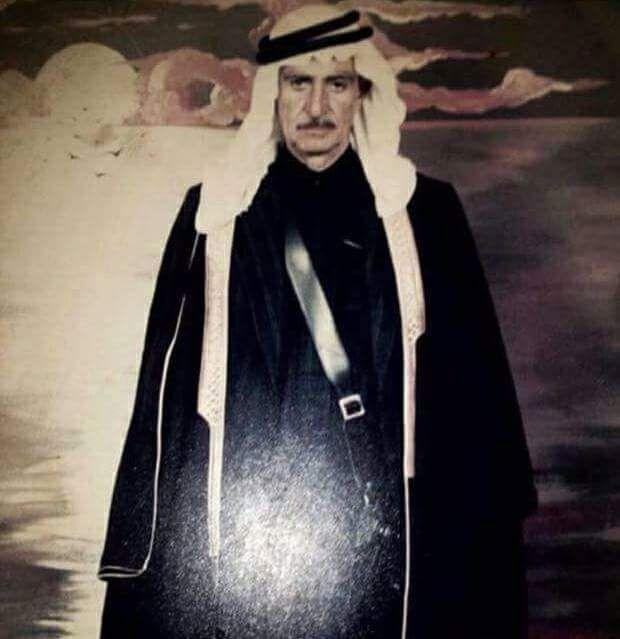 تعزيه بوفاة الشيخ القدير رزق ياسين مناصره (ابو فايق)
