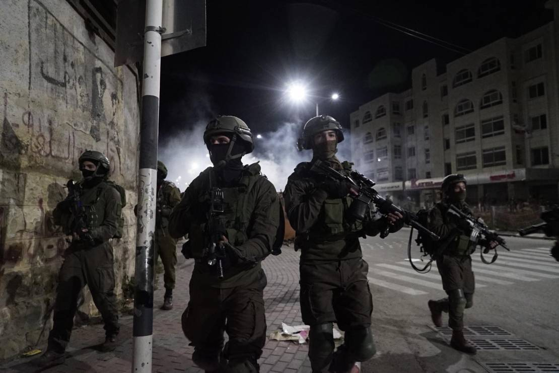 الاحتلال يعتقل 250 شخصا منذ بداية العام