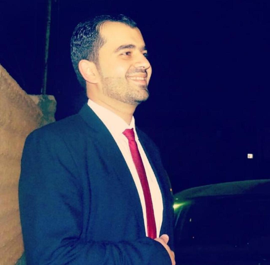 حسام الشجراوي  .. مبارك