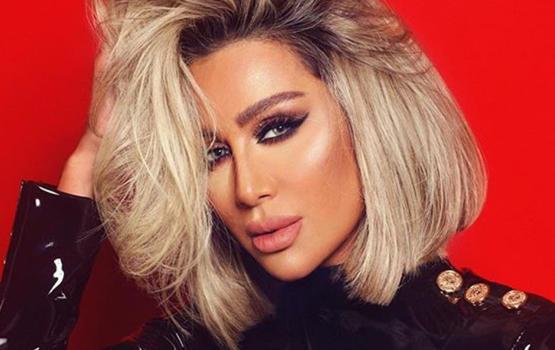 مايا دياب ترد على أنباء غضب عمرو دياب منها