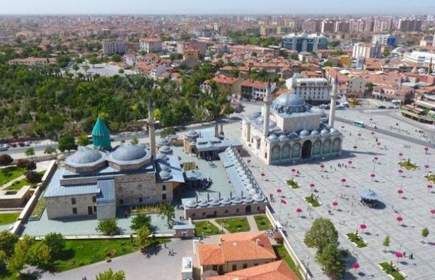 بالصور .. السياحة في تركيا تحلو بزيارة قونية