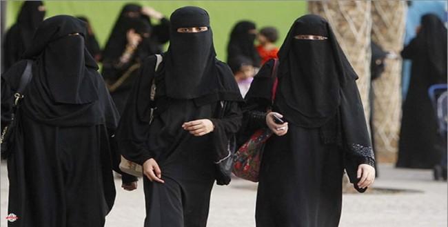 حظر ارتداء النقاب في الموصل