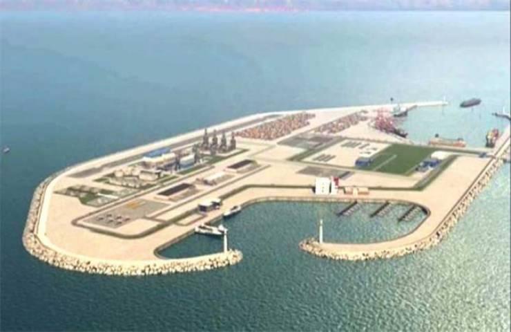 ما هدف اسرائيل من انشاء جزيرة صناعية قبالة سواحل غزة؟