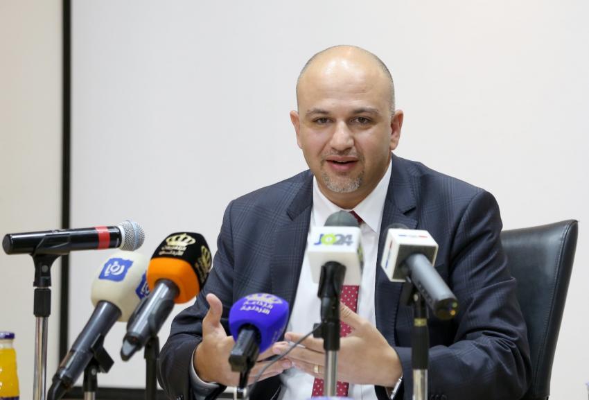 """وزير الاتصالات """"الغرايبة"""" : نضع أنفسنا تحت المساءلة لقياس رضى المواطنين عن الخدمات الحكومية"""