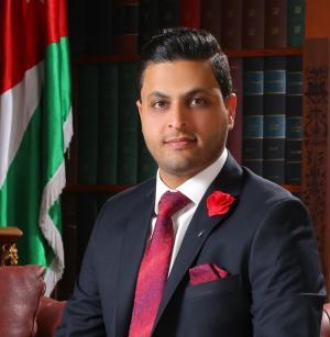 الدكتور احمد الحسبان .. مبارك النجاح