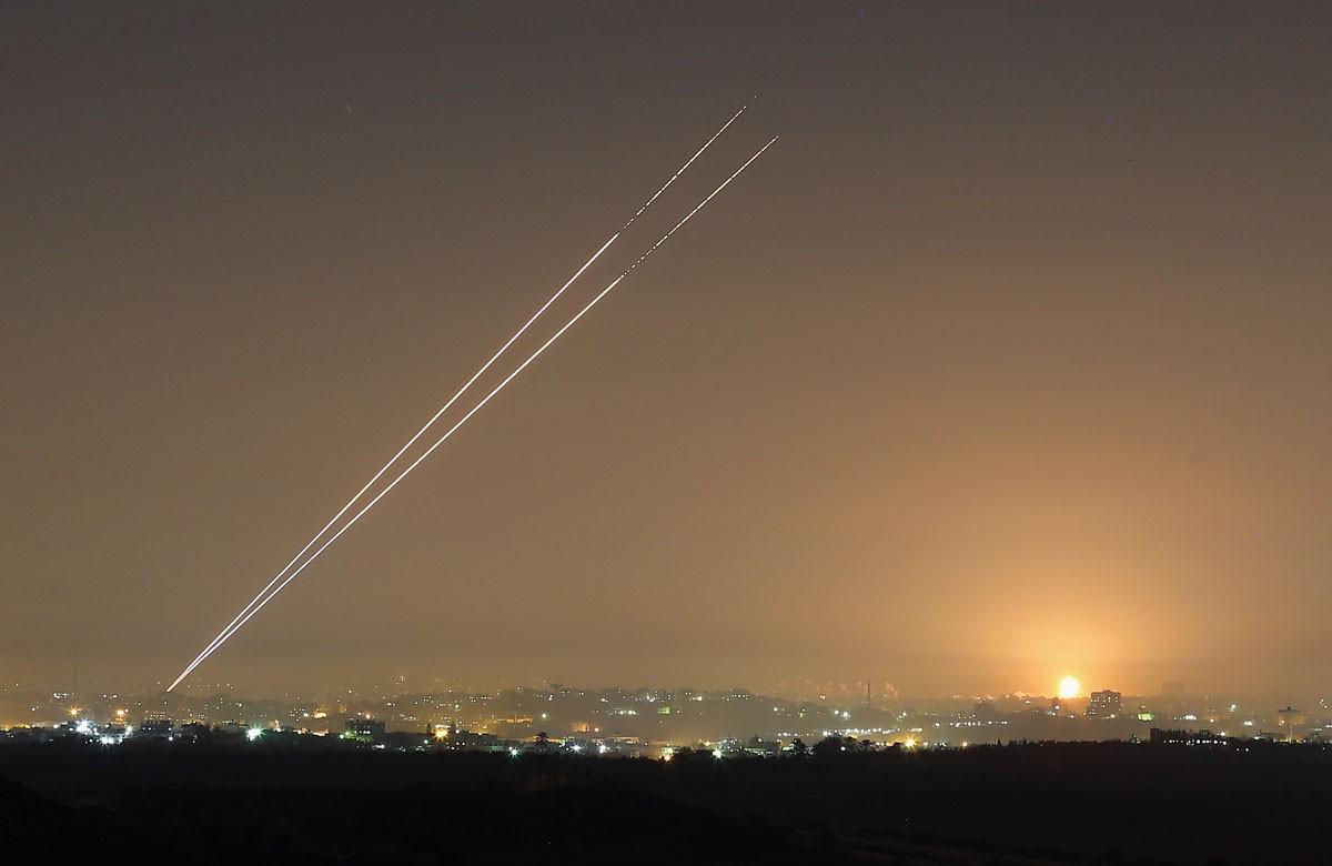 الكشف عن عدد الصواريخ التي اطلقها العدوان الثلاثي على سوريا فجر اليوم  ..  تفاصيل