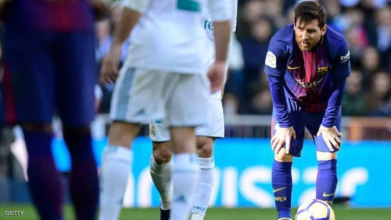 """""""بند صادم"""" يعجل برحيل ميسي عن برشلونة"""