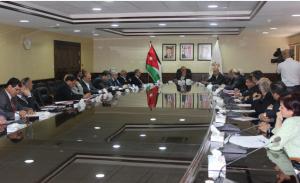 صندوقا السعودية وأبو ظبي مستعدان للمساهمة بـ''الاستثمار الأردني''