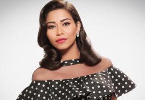 بالفيديو: شيرين عبد الوهاب تلجأ لأغرب طريقة لنفي أنباء حملها