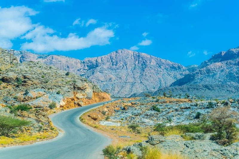 """رحلة سياحية إلى """"جراند كانيون العرب"""""""
