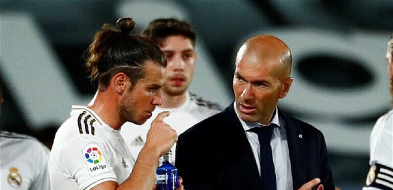 بالفيديو  ..  بعد الوداع الحزين لريال مدريد على يد السيتي  ..  الكاميرات تلتقط تصرفاً مستفزاً من بيل أمام زيدان