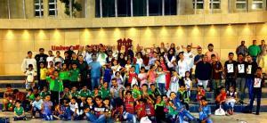 بالصور..إفطار خيري رمضاني ل 100 يتيم في جامعة البترا