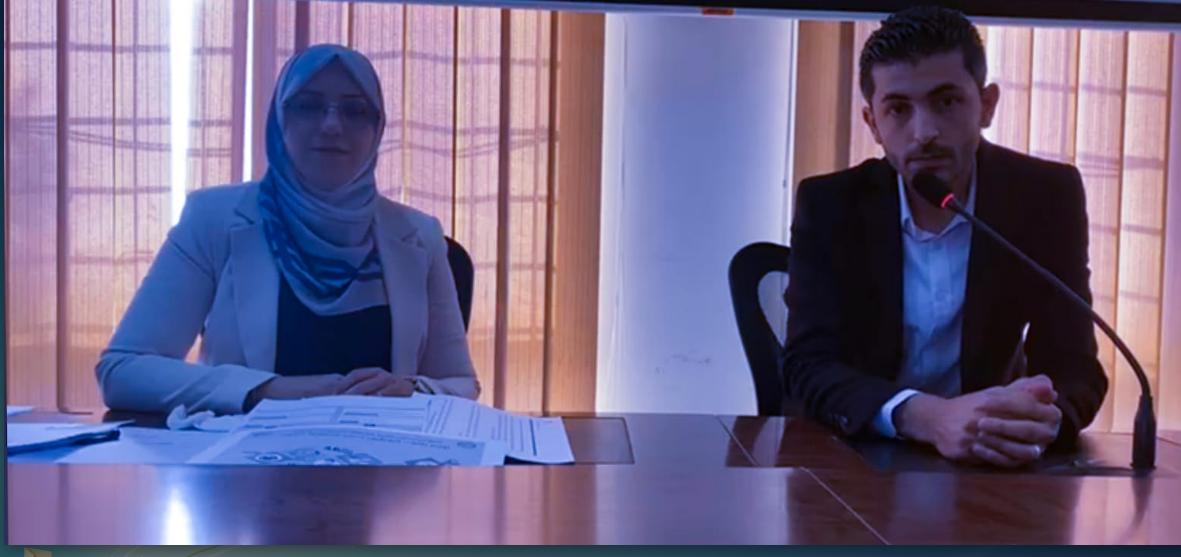 ديوان الخدمة المدنية يعقد محاضرة حول واقع العرض والطلب بالمفرق