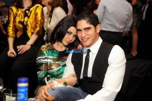 وأخيرا أنكشف السر  ..   سبب خطير وراء طلاق أبو هشيمة من هيفاء وهبي
