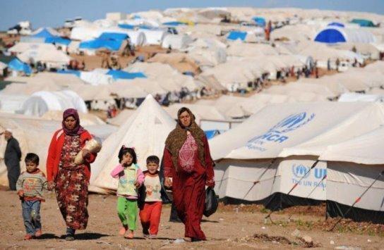 بدء توزيع مساعدات نقدية لدعم اللاجئين بالأردن