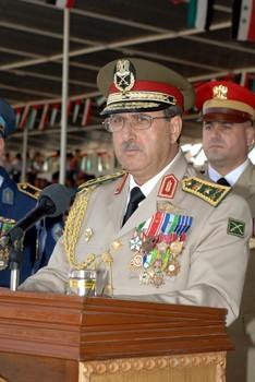وفاة احد اهم المسؤولين الامنيين لدى نظام بشار الاسد