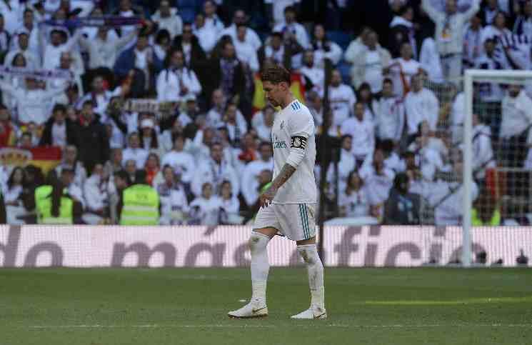 ريال مدريد يتلقى ثاني صدمات 2018