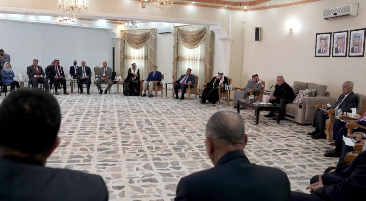 الملك: مشاريع زراعية ستقام بالتعاون مع القوات المسلحة لمحاربة البطالة والفقر