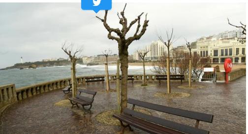 بلدية فرنسية تمنع الجلوس على المقاعد العامة أكثر من دقيقتين