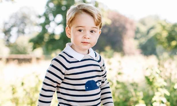 الأمير جورج يتسبب في أول مشكلة في مدرسته ..  إليكم التفاصيل!
