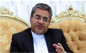 السفير الإيراني: حضورنا بسوريا والعراق شرعي  .. ووجودنا على الحدود السورية لا يهدد الأردن