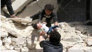 روسيا تدعم مجازر حلب: القصف يندرج بإطار مكافحة الإرهاب