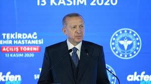 أردوغان يتلقى جرعة لقاح مضاد لكورونا
