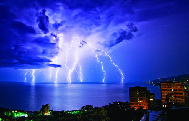 تفسير حلم الرعد والبرق لابن سيرين