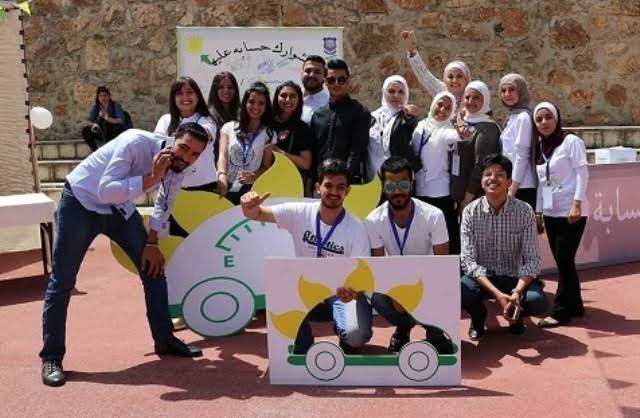 """نجاح حملة """" مشوارك حسابه عليها"""" التي أطلقها طلبة جامعة عمان الأهلية"""