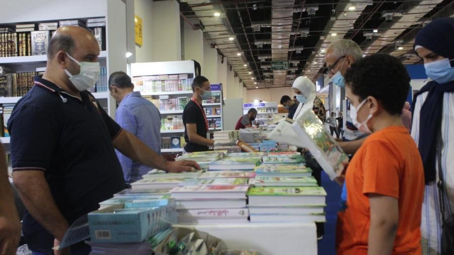 الفرايه: التزام كبير بالإجراءات الاحترازية في معرض الكتاب